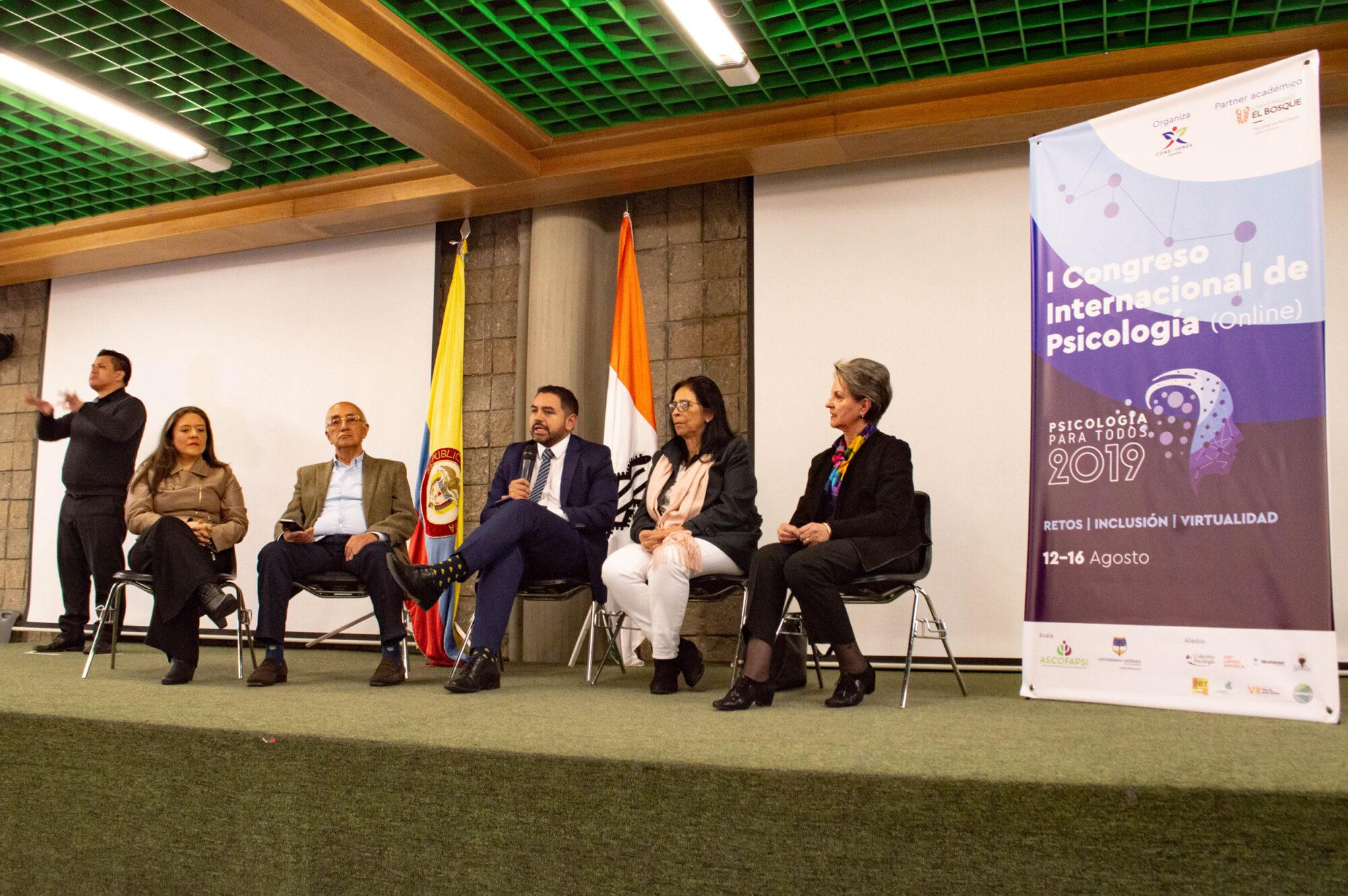 Congreso Internacional de Psicología Online